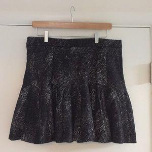 Banana Republic flared skirt